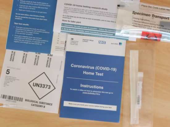 COVID-19 Testing Package