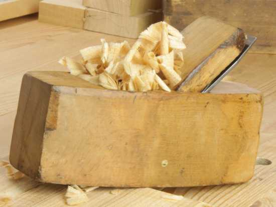 Wooden Coffin planes in use